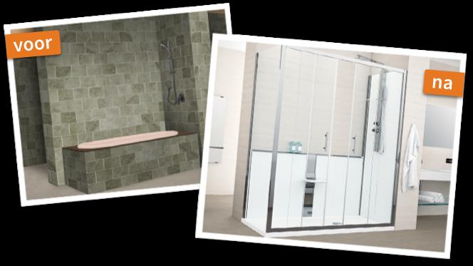 Badkamer Installatie Voor Na