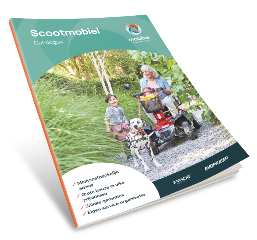Scootmobiel Brochure Cover