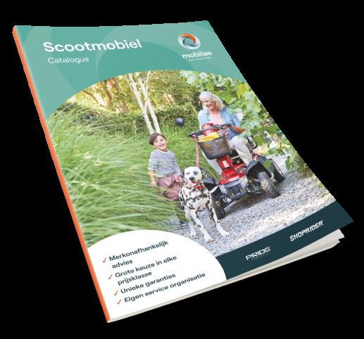 Scootmobiel Brochure Cover