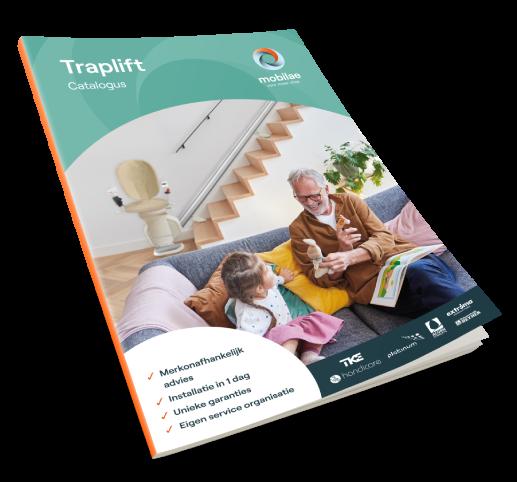 Traplift Brochure Cover